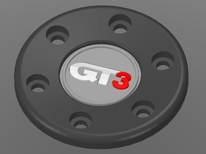 G27 Iracing GT3 Cap