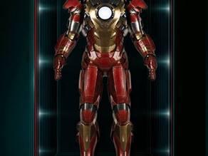 Iron Man Heart breaker Mk17 Helmet V1&2 plus Armour