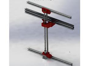 D-Bot XL Build Z Axis Mod