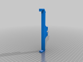 Iphone 7 Plus w/ printed cover bike holder