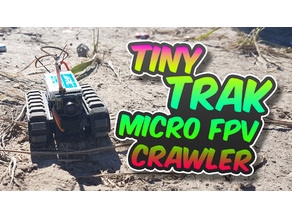 Tiny Trak - Various Parts