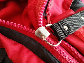 Zipper/zip slider