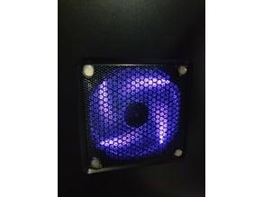 140 mm Fan Dust Filter