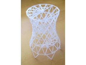 hyperboloid dice tower
