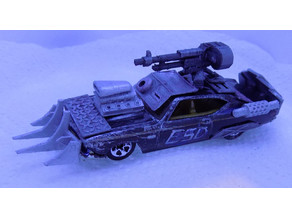 Gaslands machine gun