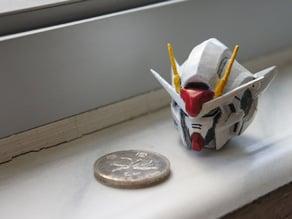 Gundam 00 Raiser head