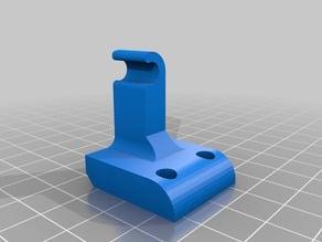 Lulzbot filament tube holder