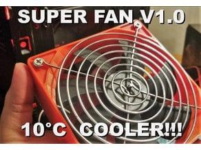 Super Fan V1.0 120mm PC fan