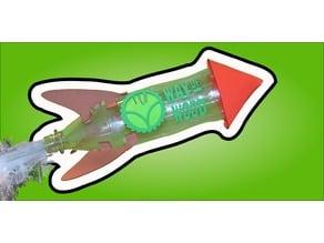 Soda Bottle Rocket lauchner
