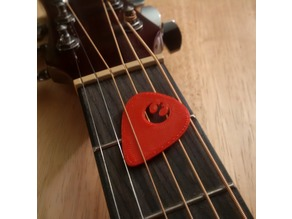 Rebel Alliance Guitar Pick