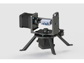 3D scanner (lidar, ultrasonic) v2