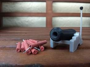 Firecracker Cannon