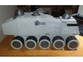 Star wars Turbo Tank/A6 Juggernaut