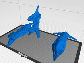 Eve Online - Gallente Battlecruiser Set