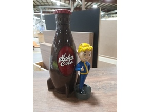 Usable Nuka Cola Bottle
