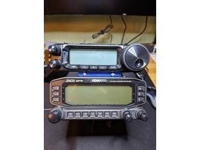 """Kenwood TM-D710GA & Yaesu FT-891 RAM 1"""" Ball Combo Mount"""