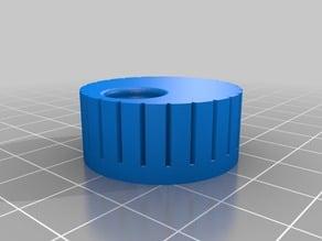 Knob for rotary encoder D shaft 30mm diameter
