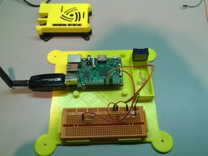 Another Experimental Board for Raspberry PI