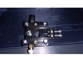 Bulldog Extruder Flexible and better Filamentguide (fixed)