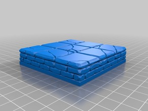 TileScape Platform Tile (from TileScape Sewers Core Set)