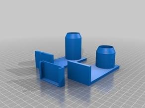 Paper Roll - Küchenrolle-  Lack Holder