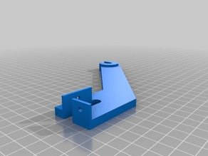 Spool holder for graber I3
