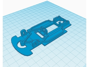 Slot car chassis V3.0