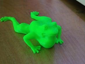 Flippy the Frog