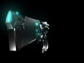 Psycho Pass Dominator - Non-Lethal Eliminator
