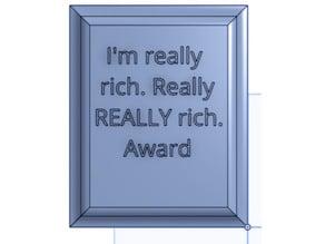 Trump's Awards 6/7