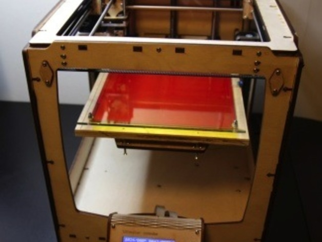 Self Regulating Heat Bed For Ultimakers And Other 3d