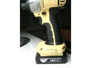 Dewalt 18V tool convert to bosch battery