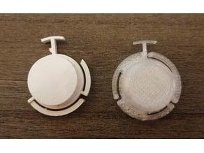 Bouton départ lave-vaiselle Sauter SWH63WF1 / Sauter SWH63WF1 dishwasher start button