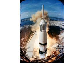 Saturn V Model Rocket Alignment Tweeks and Camera mount