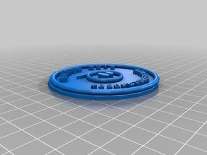 Sphero Battle Bot Medal 2