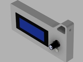 ReprapDiscount Smart Controller Case for Voron