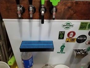 Kegerator / Keezer Drink Bottle Drip Tray