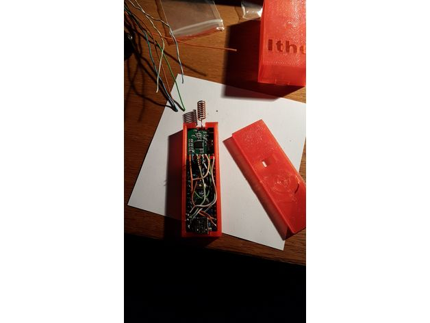 Arduino nano v cc case by incmve thingiverse