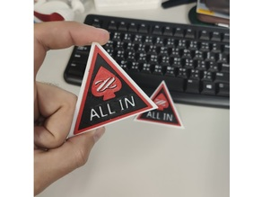 All-In Triangle (Two Versions)