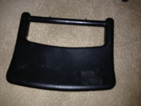 Dodge Ram cup holder part that breaks too often