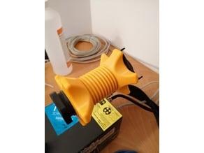 CR10 spool holder add on