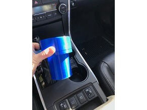 Car Cupholder for Large Waterbottle