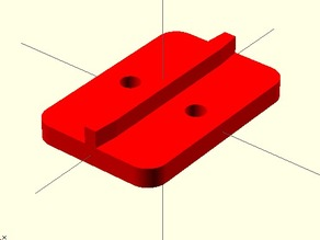 DIP IC Squisher, SCAD/STL added