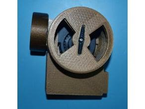 Heatermeter Rotary Fan/Damper - The Adapt-a-Damper