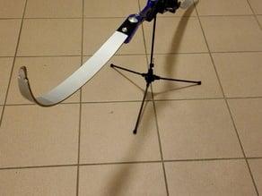 Bow Stand - Bogenständer - Tripod - Dreibein Mechanik