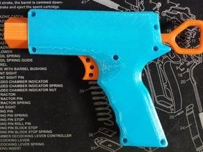 1911 Trigger Mod for LF1 Blaster (NERF Compatible)