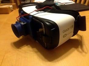 Samsung Gear VR S7 Edge Fan Mount