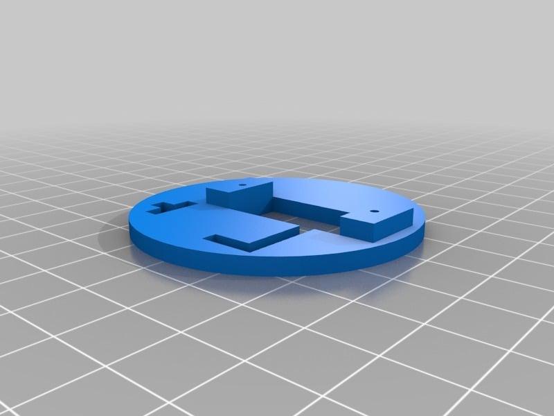 Super Compact Pan Tilt Camera Mount by AtomKemp - Thingiverse