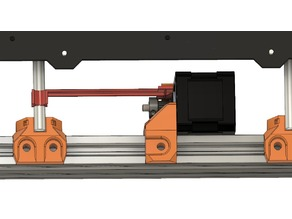 Y-Belt Alignment Helper for Prusa MK3 Bear Upgrade