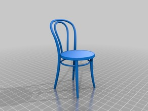 Tricky chair